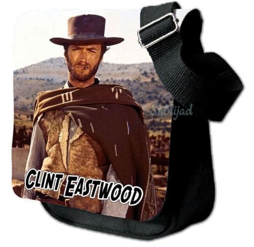 Sac Bandoulière Clint Eastwood Sacoche Pochette