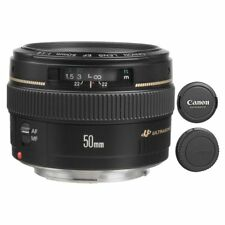 Canon EF 50mm f/1.4 USM Lens for T6S 80D 70D 6D 5DS R 5D III IV 7D Mark II