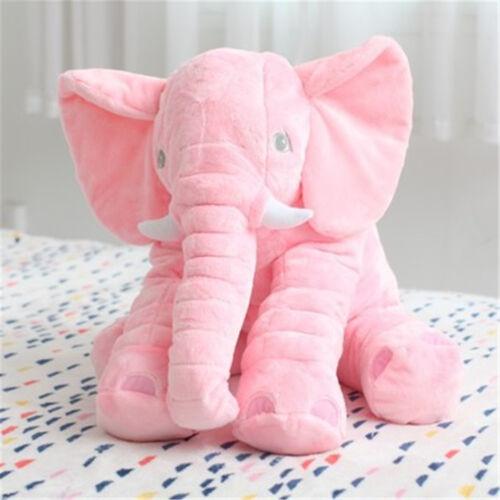 Baby Plüsch Toys Groß Kinder Elefant Puppe Kissen  Kuscheltier Doll Xmas Gift