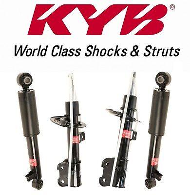 Pair Set of 2 Rear KYB Excel-G Suspension Shock Absorbers For Hyundai SantaFe AWD 2013-2017 Kia Sorento AWD 2014-2015