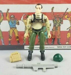 Original-1997-GI-JOE-Sgt-ZAP-V1-ARAH-not-Complete-UNBROKEN-figure-Stars-amp-Stripe