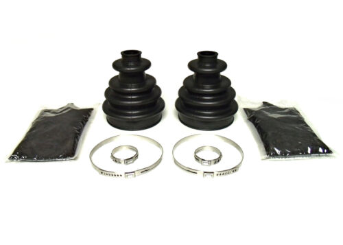 1999-2002 Polaris Sportsman 500 4x4 Pair of Rear Axle Outer CV Boot Kits