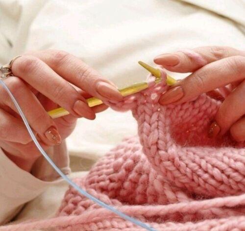 Magnifique BAMBO Aiguilles à tricoter