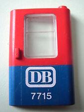 LEGO 4182pb018 @@ Door 1 x 4 x 5 Train Right Blue Bottom Half & DB 7715 Pattern