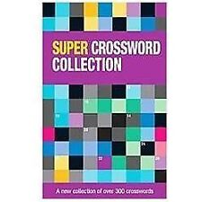 Super Crossword Collection by Parragon Books