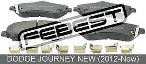 Pad-Kit-Disc-Brake-Front-Kit-For-Dodge-Journey-New-2012-Now