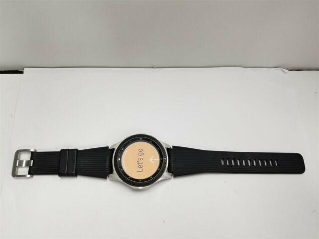 Samsung Galaxy Watch 46mm Silver SM-R800 Bluetooth Smartwatch NV9127
