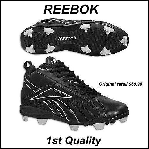 4b4e8e9ef6a0 BRAND NEW Men s REEBOK VERO FL MR9 MID II Cleats size 5.5 Men LAST pr Free