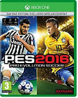 Pro Evolution Soccer PES 2016 Day 1 Edition Xbox One Xb1 and