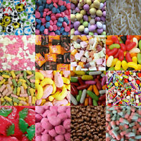 TOP SELLING FAVOURITES SWEET SHOP RETRO SWEETS CANDY KIDS PARTY BAG PICK N MIX