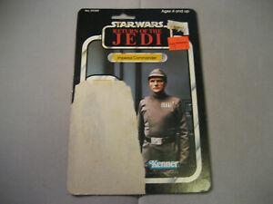 Vintage-Star-Wars-ROTJ-1983-Card-Back-Imperial-Commander-77-Cardback