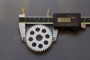 South Bend 9/10K metal lathe 40 tooth change Nylon gear 9/16 1 key bore 3/8 wide