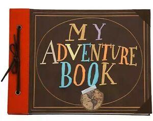 Disney-Store-UP-My-Adventure-Book-Replica-Journal-Ellie-Carl-Scrapbook-Wedding
