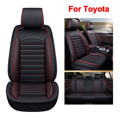 Universal CAR SEAT COVER PROTECTOR FOR Toyota C-HR Waterproof Single Front x 1