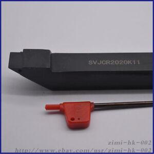 Gaobey SVJCR2020K11 turning tool holder For VCMT1103 Inserts