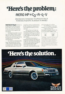 1981-Buick-Regal-Coupe-v6-Classic-Vintage-Advertisement-Ad-D05