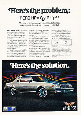 1978 Buick Regal and LeSabre Sport Coupe Classic Vintage Advertisement Ad H23