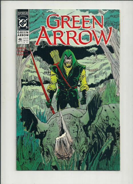 Green Arrow  #46  NM