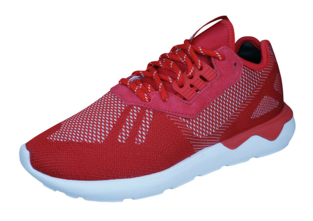 timeless design 494bf c9739 adidas Original Tubular Runner Weave Mens Sneakers   Sports Shoes - Red