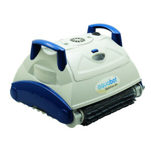Aquabot Junior Optima Automatic Robot Universal In Ground Swimming Pool Cleaner