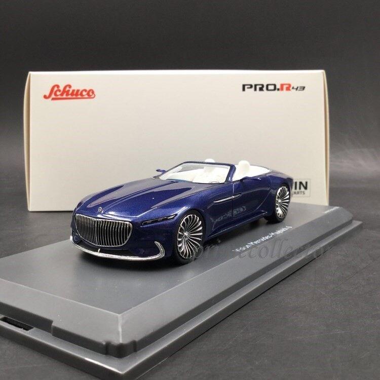 selección larga Schuco 1 43 Mercedes 450900200 de marketing marketing marketing Maybach Visión Azul  tienda de bajo costo