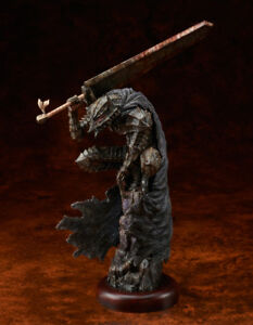 Details About Guts Berserk Berserker Armor 1 8 Unpainted Statue Figure Model Resin Kit Rare