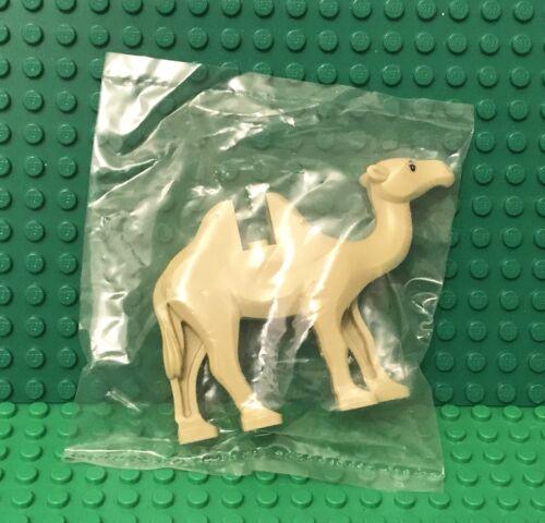 Desert Mini Figures Land Animal In Sealed Plastic Bag Lego New Tan Camel