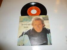 """KOOS ALBERTS - Zijn Het Je Ogen - 1988 Dutch 7"""" Juke Box Vinyl Single"""