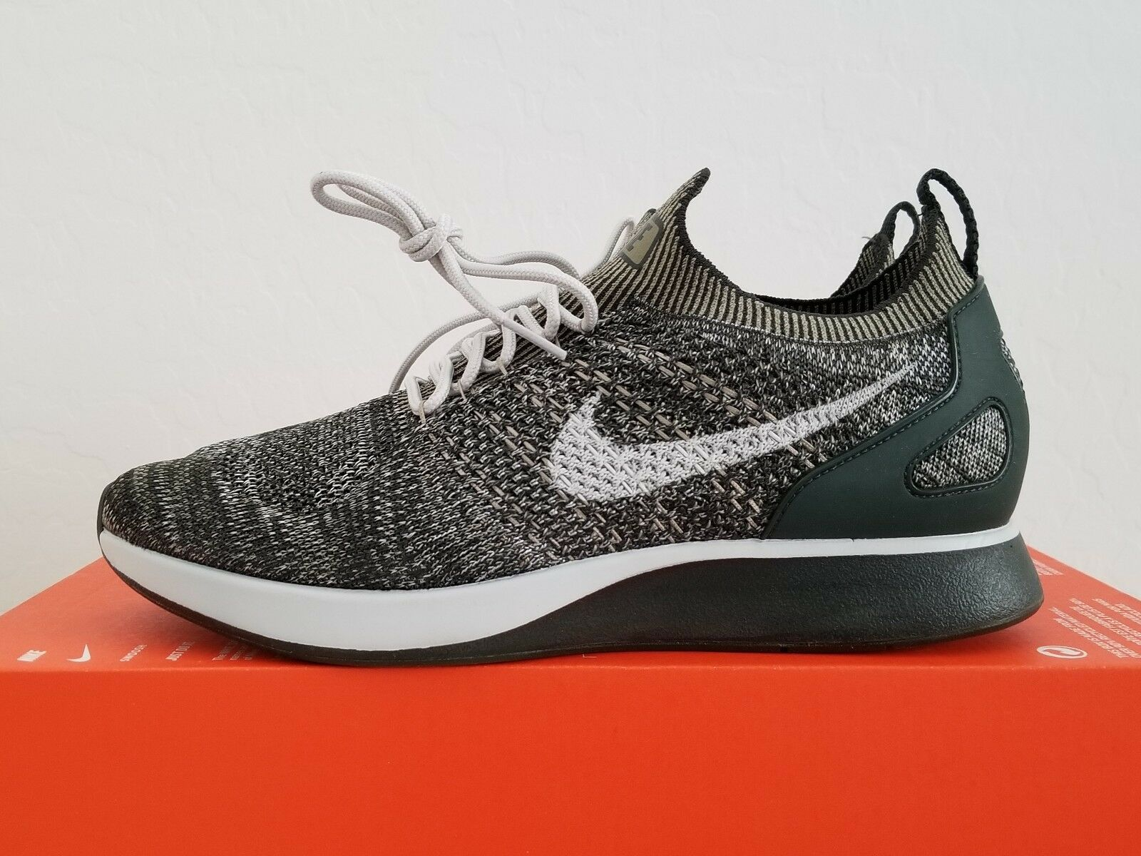 Nike Air Zoom Mariah Flyknit Racer Sequoia Neutral Olive Men's 918264 301 Size 9