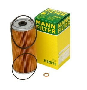 For Mercedes A124 C124 V124 S124 W124 R129 C140 V140 W140 Oil Filter Kit Mann