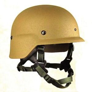 dcdd099ff6d Tactical Airsoft LWH USMC ABS Lightweight Helmet CB Size L Military ...
