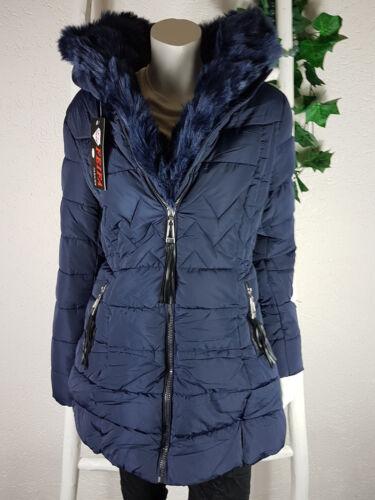 montati Giacca con Gr 32 invernale 34 cappuccio Parka Pantaloni Winter Warmer sintetici 40 qF8pOx
