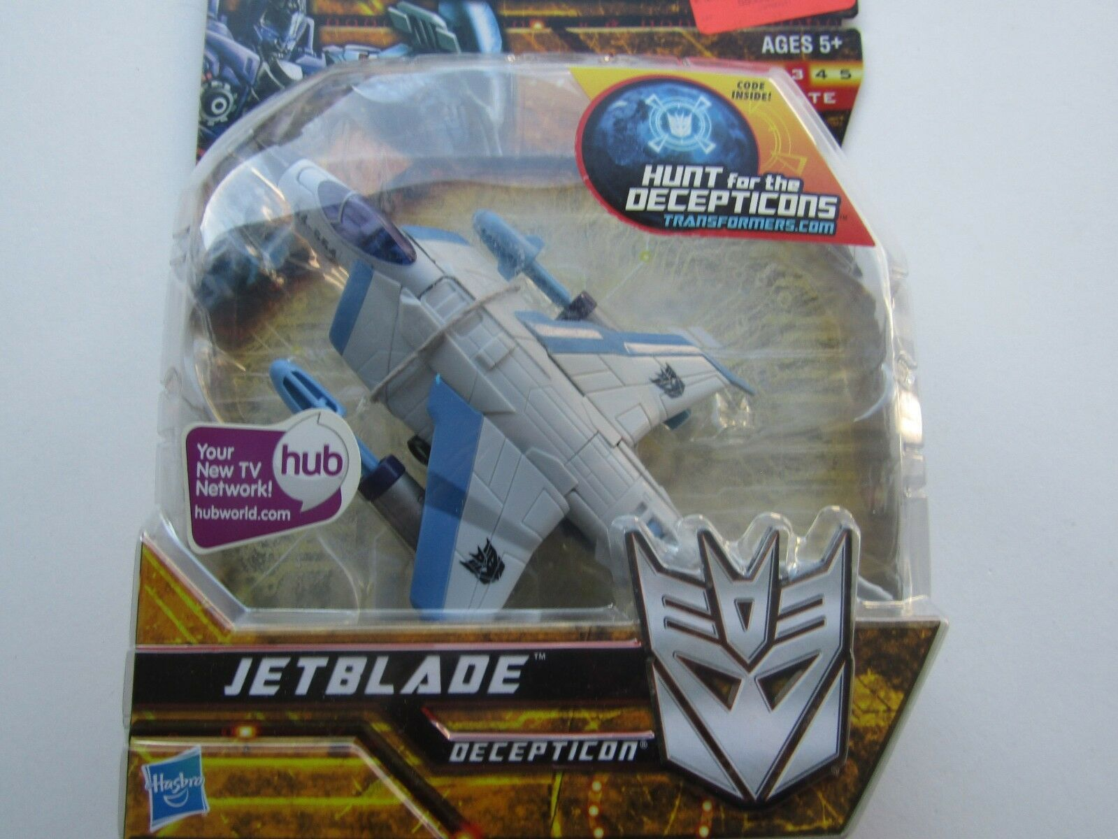 Hasbro Transformers Hunt for the Decepticons  Deluxe Jetblade