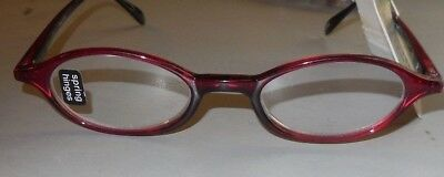 b1db0a53511c Dr. Dean Edell or Zoom Eyeworks Ladies Fun Reading Glasses NEW Retails   19.99