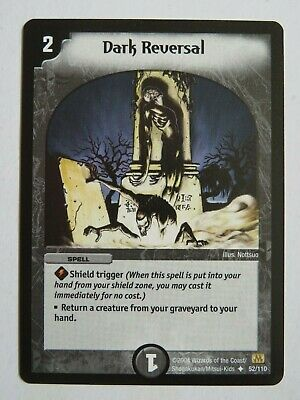DM-01 Base Set Duel Master TGC Dark Reversal