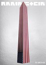 RAMMSTEIN In Amerika BOX 2 BluRay NEW .cp