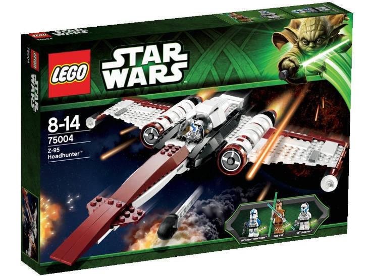 LEGO® Star Wars 75004 Z-95 Headhunter NEU & OVP OVP OVP Clone Pilot Trooper Pong Krell 22e247