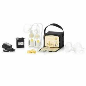 NEW!! Evenflo Dual Pack Electric Breast Pump Factory Sealed NIB Baby Feeding