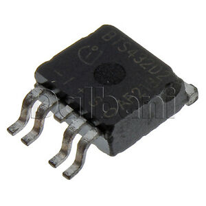 BTS432D2-Original-Pulled-Infineon-HS-PWR-Switch-PROFET-11A-42V-5-Pin-TO-263-SMD