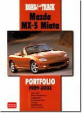 Road and Track  Mazda MX-5 Miata Portfolio 1989-2002 by Brooklands Books Ltd...