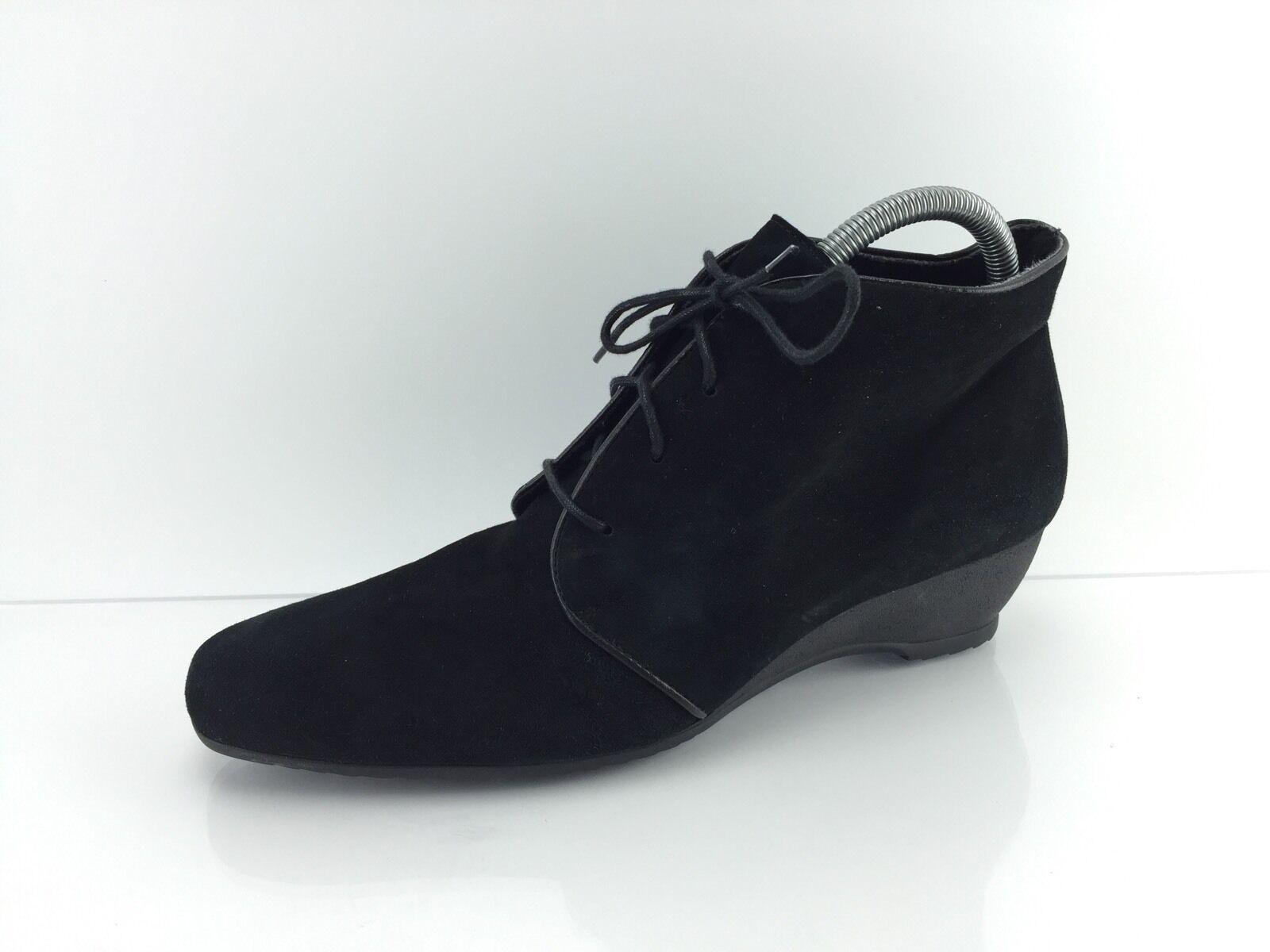 Munro noir Femme Bottines 10.5 N N N 856cfb