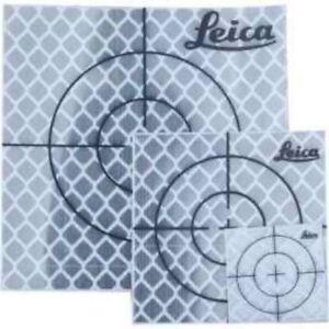Adhesivo Target Reflexivo Reflectores 20/30/40/50 / 60MM Con Cruzar De Mira 20