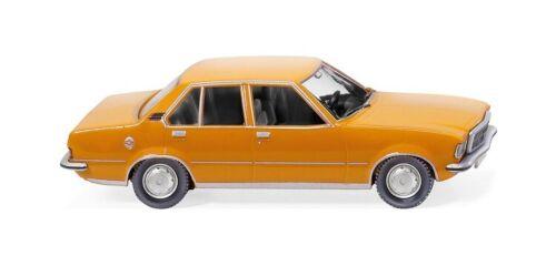 Neu Wiking 079304-1//87 Opel Rekord D orange
