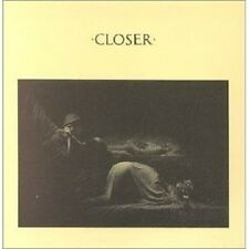 JOY DIVISION - CLOSER CD POP 9 TRACKS NEU