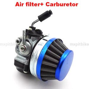 Racing-Carb-Carburetor-Air-Filter-49cc-50cc-80cc-2-stroke-Bicycle-Motorized-Bike