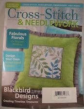 Cross Stitch & Needlework Magazine July 2011 Blackbird Designs Land of the Free