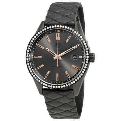 Tag Heuer Carrera Anthracite Dial Ladies Watch WAR1115.FC6392