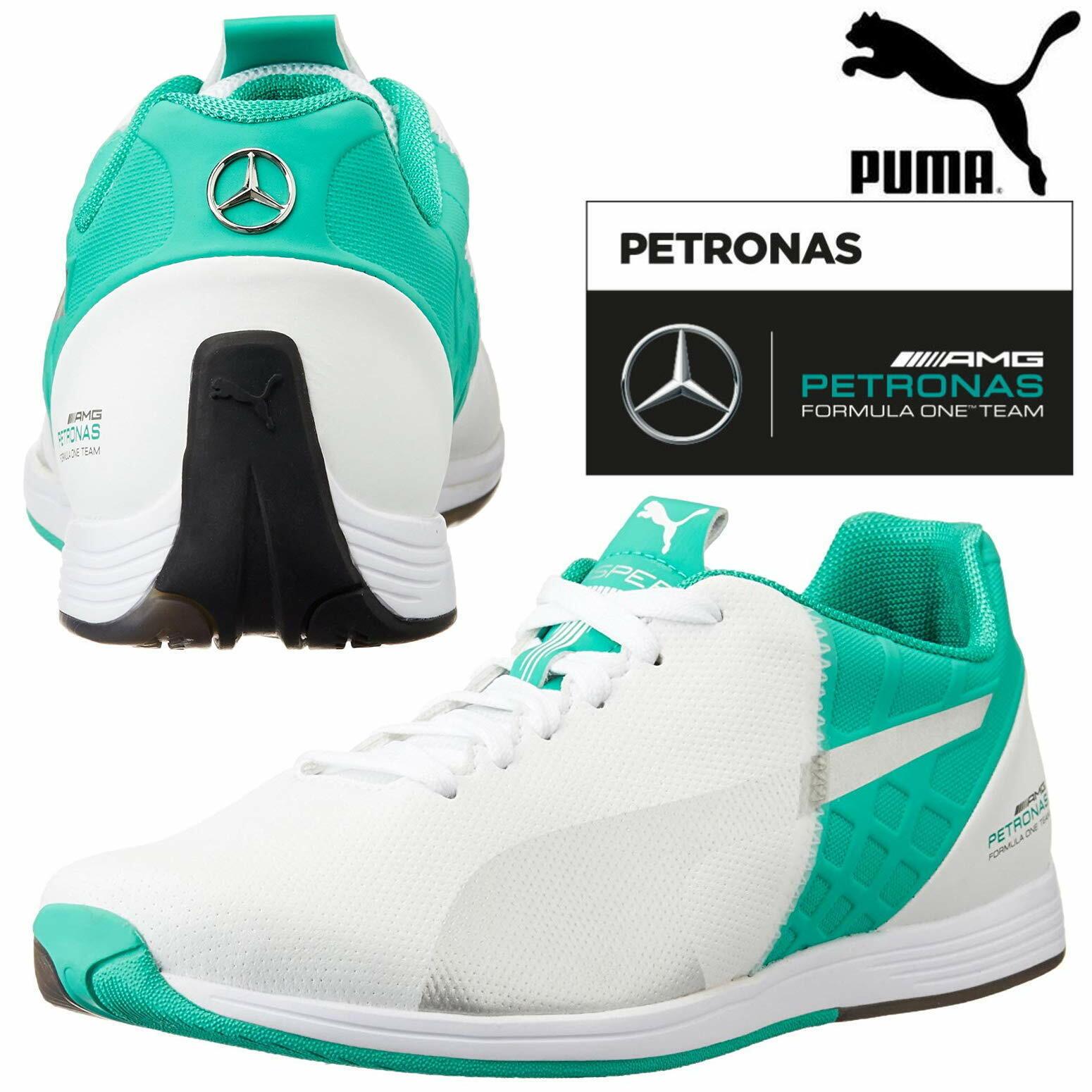 PUMA evoSPEED 1.4 Mercedes AMG Petronas MAMGP Men's Trainers Formula 1 Sneakers