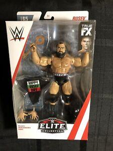 WWE ACTION FIGURE SERIE ELITE 65 NEW MATTEL TOY WRESTLING