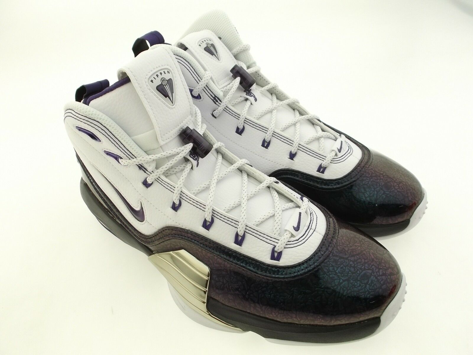 705065-151 Nike Men Pippen 6 white purple black